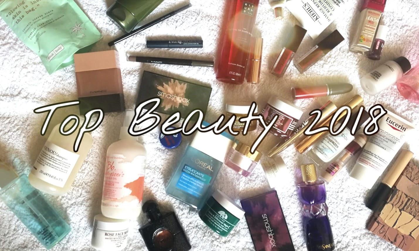 BELLEZZA | Top Beauty 2018 - Skincare&Capelli