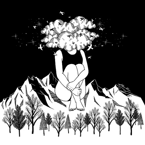 """Across the Universe"" by Henn Kim 
