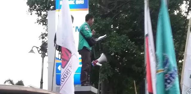7 Tuntutan BEM SI terhadap Rezim Jokowi
