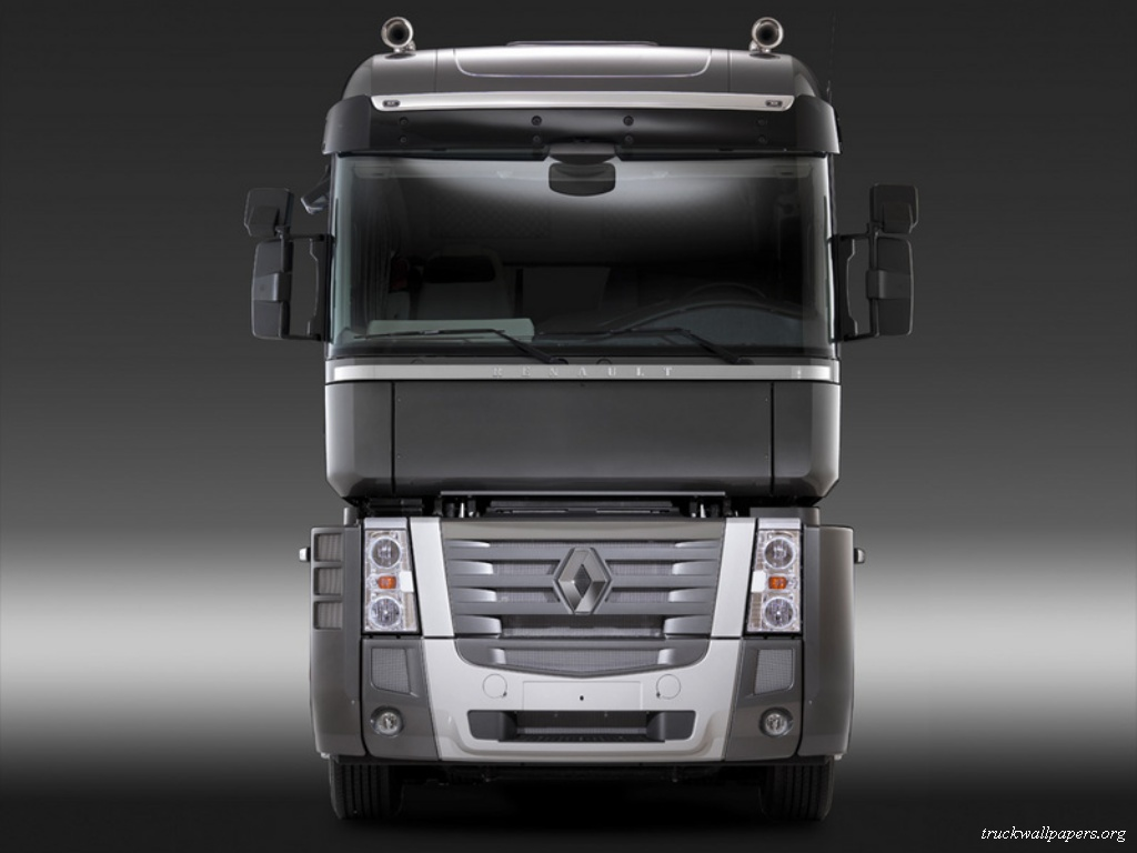 Big Dump Trucks >> Trucks Wallpapers: Renault Trucks Wallpapers