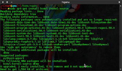 sudo apt-get purge bcmwl-kernel-source