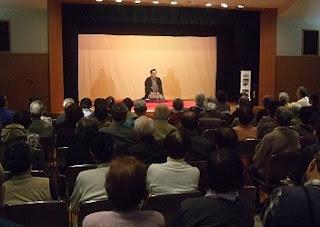 三遊亭楽春健康福祉講演会「笑いに行かなきゃ!笑いは健康の良薬です」
