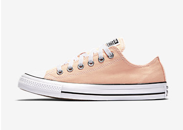 442037bbbc23 Nike offers this Converse Chuck Taylor All Star Low Top Shoes in color  Sunset Glow on sale for  29.97 (Reg.  50). Plus