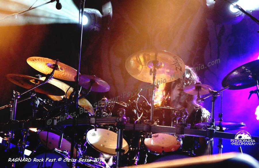 Nokturnal Mortum @Ragnard Rock Fest 2015, Simandre-sur-Suran 19/07/2015