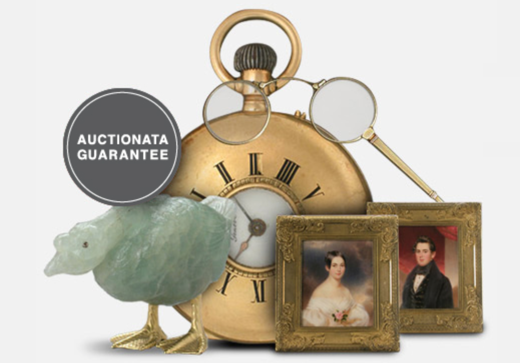 What lots excluded by the Auctionata Guarantee?