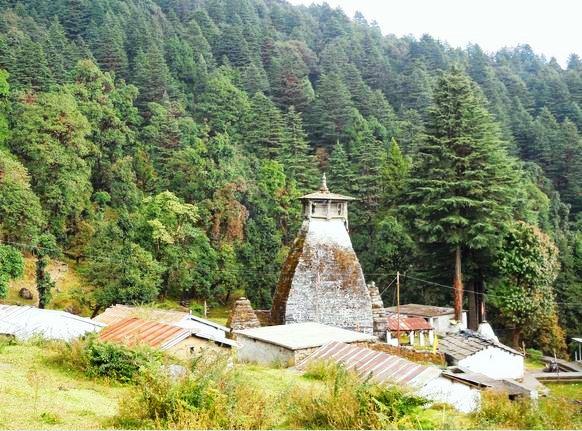 Binsar Mahadev Chauthan, Thalisain