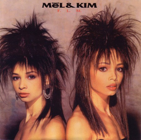 Mel & Kim - Albums    Portada