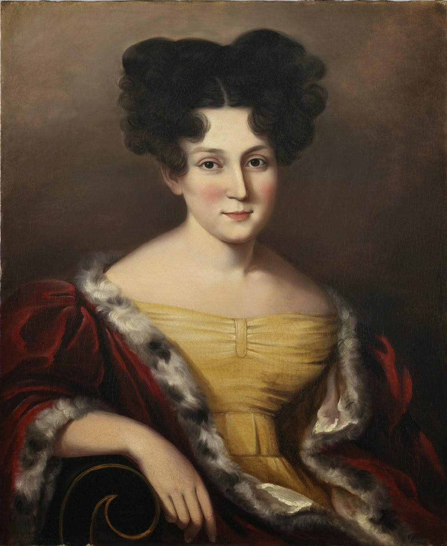 Portrait of Cornelia Mandeville (1830), Sarah Miriam Peale