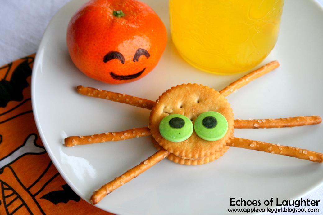 Spooky Halloween foods