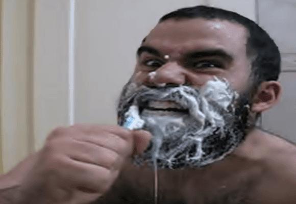 Barbear-sem-agressão