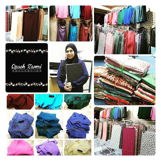 qaseh zamri collection
