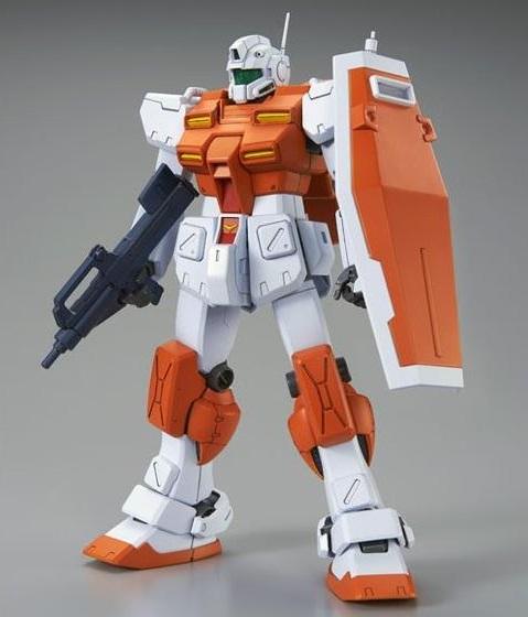 P-Bandai: MG 1/100 RGM-79 Powered GM - Release Info
