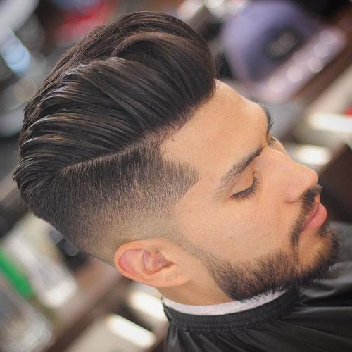 erkek saç tasarımları yeni trend