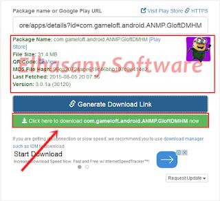 Cara Download File APK Android dari Google Play Tanpa Software