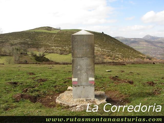 La Corredoria, Belmonte