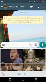 Cara Mudah Membuat Kartu Ucapan Idul Fitri 1439 H Lewat Whatsapp