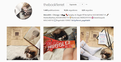 https://www.instagram.com/thebookferret/