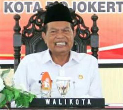 KPK Tetapkan Wali Kota Mojokerto Tersangka Suap Petubahan APBD 2017