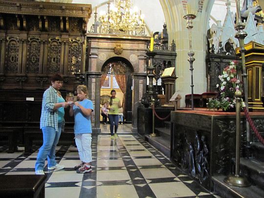Katedra Wawelska.