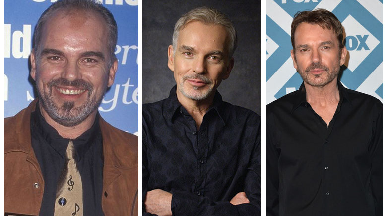 Evolución capilar Billy Bob Thornton