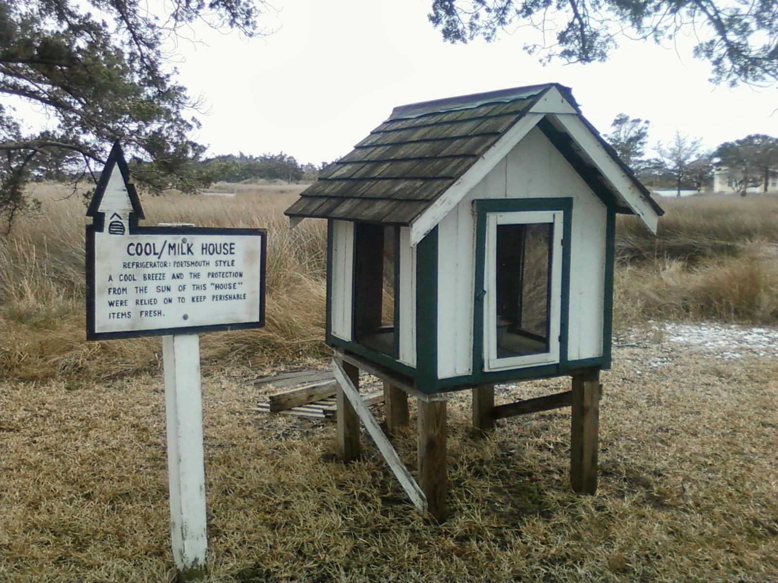 ocracoke island journal screen houses or cool houses