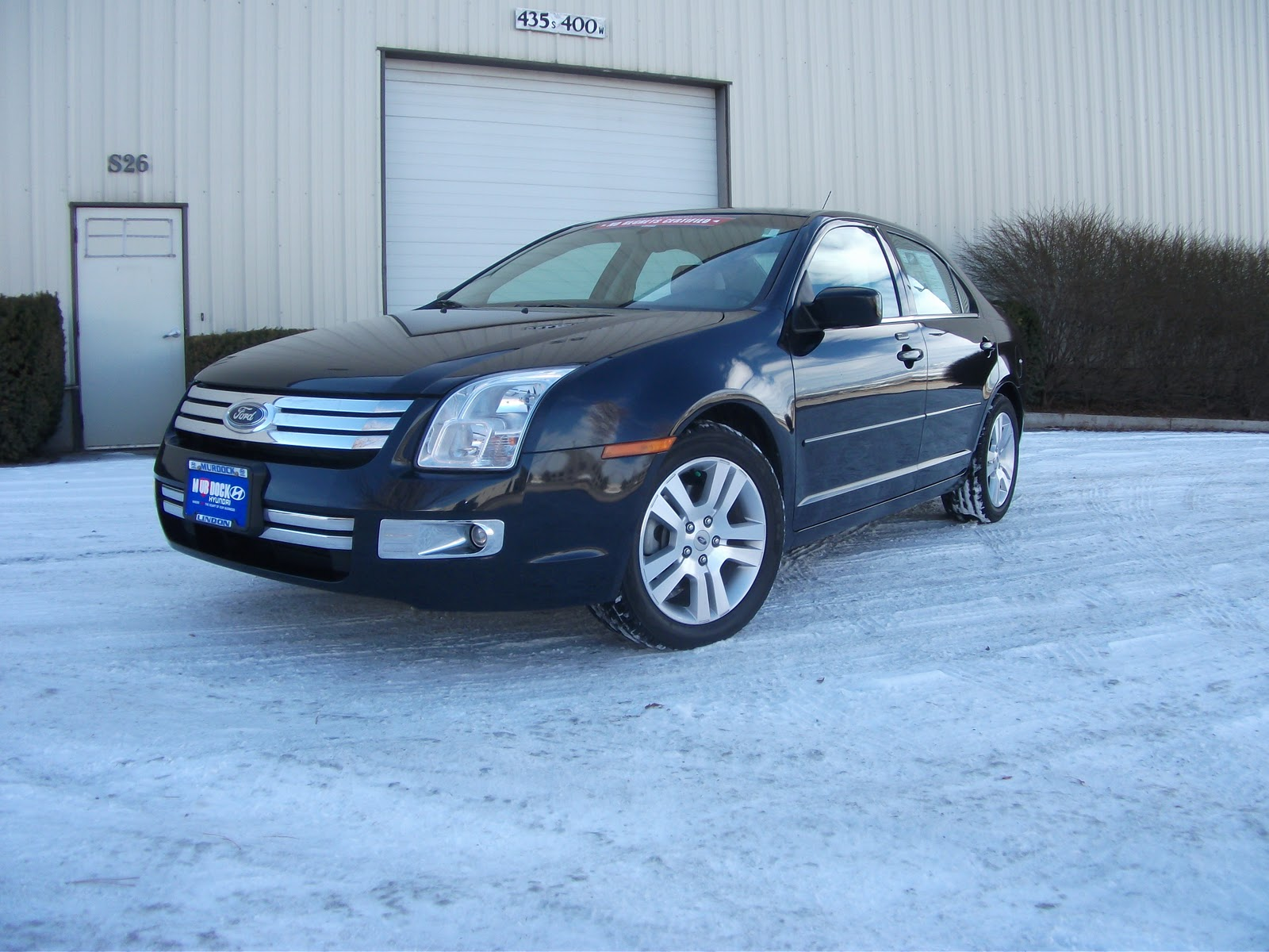 Macedone Miles Pre Owned Deal Of The Week 2008 Ford