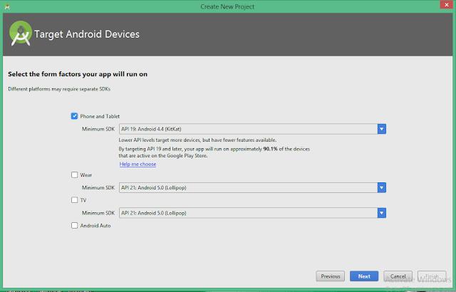 android activity platform