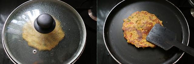 how to make Pumpkin Thalipeeth