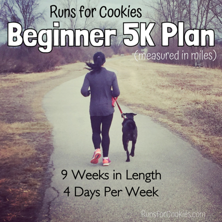 5K Training Plan 9 Weeks 4 Day per Week