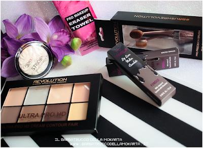 review makeup revolution brush contouring lipstick highlighter news makeup