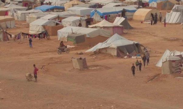 محادثات أردنية أمريكية روسية تجري بشأن كيفية عودة سكان مخيم الركبان