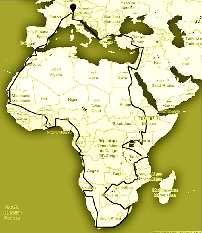 unsere abenteuer in afrika mit dem auto rund um afrika. Black Bedroom Furniture Sets. Home Design Ideas