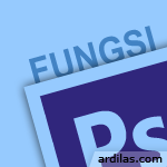 Fungsi Dari Aplikasi Adobe Photoshop : Tool Toolbox Layer