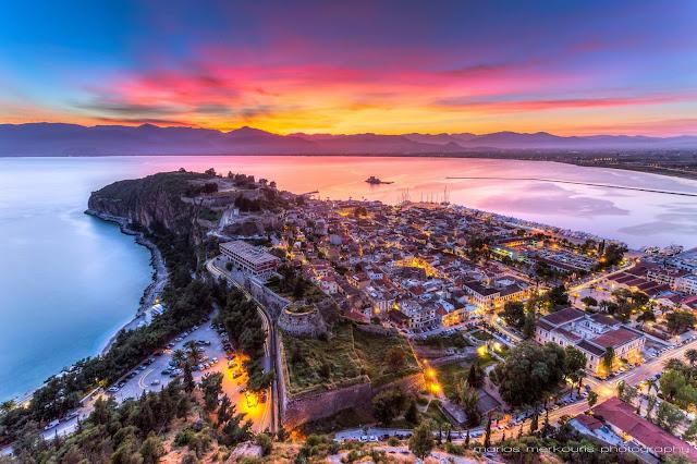 Trivago: Μεγάλη μείωση τιμών -9,1% στα ξενοδοχεία του Ναυπλίου
