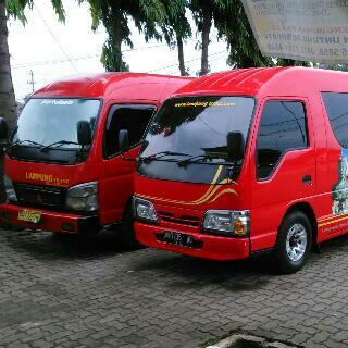 Travel Sunter Ke Bandar Jaya Metro Pringsewu Lampung