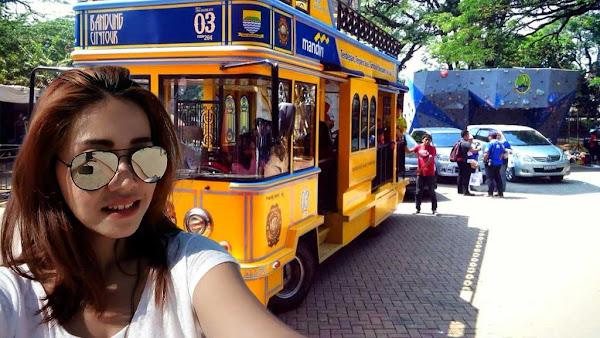 12 Bandros Anyar Siap Layani Rute Baru Wisata Kota Bandung | Avril Fumia | Fuji Hastuti