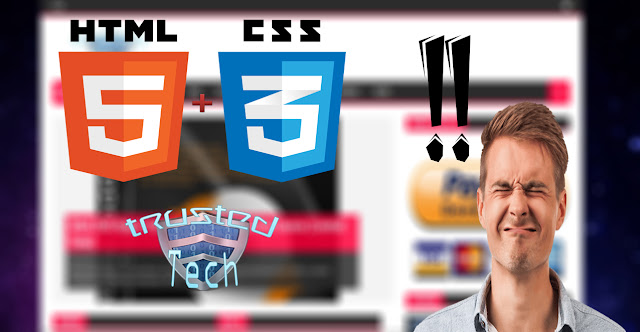 LEARN CSS and HTML