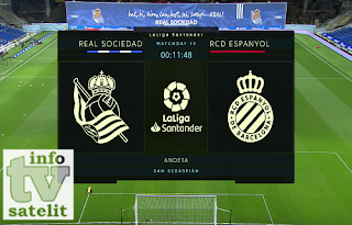 La Liga Santander Biss Key Asiasat 5 15 January 2019