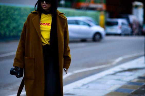 W Magazine LFW Street Style - Margaret Zhang