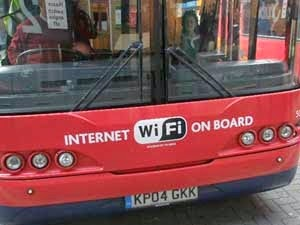 Transport Media with Wi-Fi