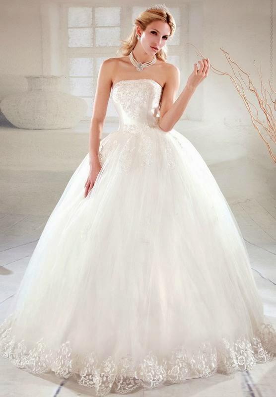 Cinderella Ball Gown Wedding Dress Collection 2017