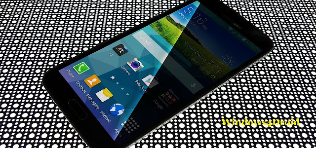 حل مشكلة رفة الشاشة للجهاز J700H اصدار 6 0 1