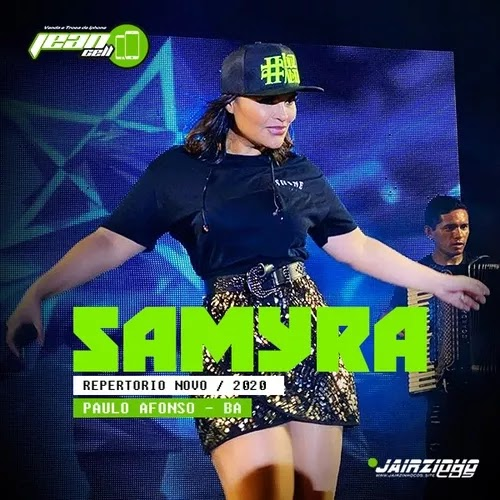 Samyra Show - Paulo Afonso - BA - Dezembro - 2019