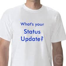 Status-updates