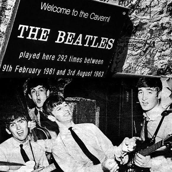 3 août 1963 : le dernier concert des Beatles au Cavern Club