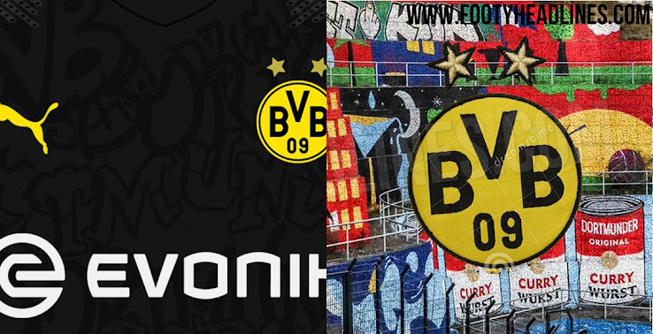 According To Leaks Borussia Dortmund 20 21 Away Kit Concept