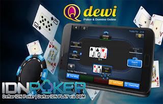Jackpot Permainan Judi Poker Online Server IDN Play QDewi.net