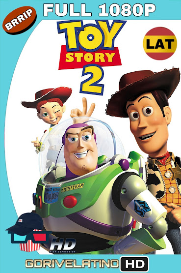 Toy Story 2 (1999) BRRip 1080p Latino MKV