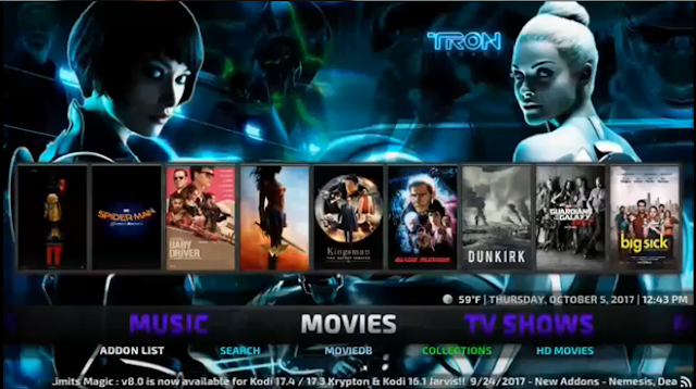 Best Build For Kodi 18 Leia,17 Krypton - New Kodi Addons