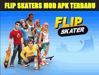 Download Flip Skater v1.26 Mod Apk Android
